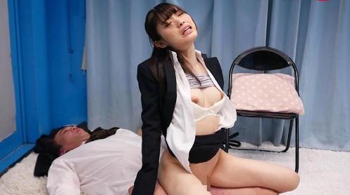 【MM号】美甘りか 就活中の女子大生にセクハラ面接で中出しエッチ