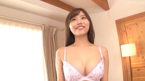 二階堂夢 ミスコン日本代表に選ばれた20歳の美人女子大生がデカチンフェラ