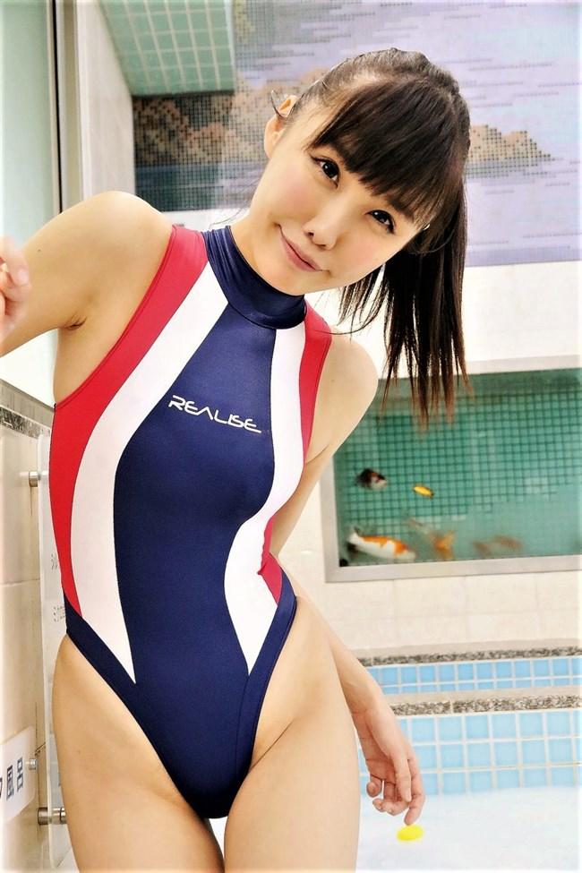 稲森美優~白ビキニやワンピース水着でのグラビアがエロ過ぎて股間を直撃された!0011shikogin