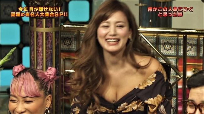 佐藤エリ~さんま御殿で胸の谷間を丸見えにしていた姿がビッチっぽくて興奮!0012shikogin