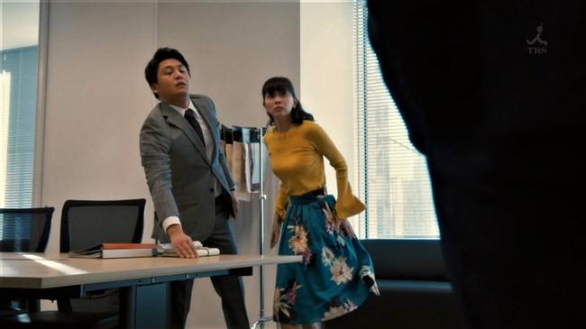 石橋杏奈~ドラマきみが心に棲みついたで見せた巨乳な姿に超興奮し股間握りしめた!0008shikogin