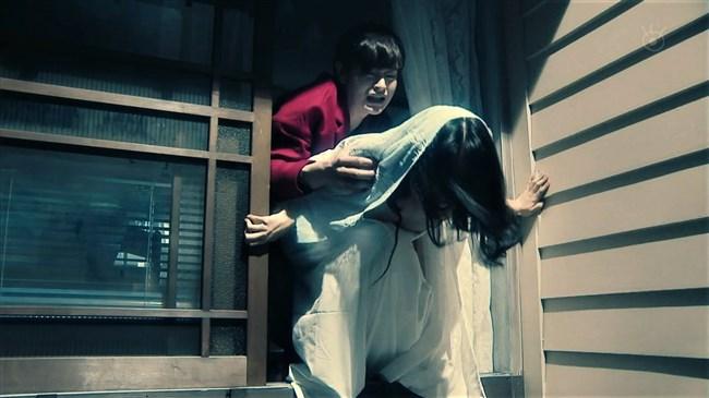 芳根京子~月9ドラマ海月姫でウェディングドレス姿の胸元から乳首ポロリか!?0009shikogin