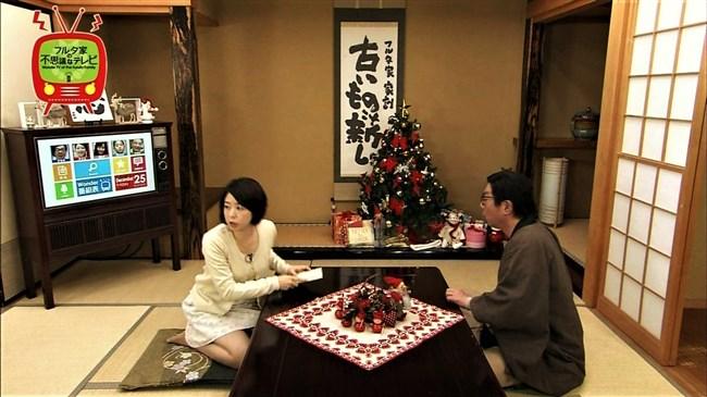 堀内敬子~NHKのコント番組で凄い胸の谷間を見せていたのが超エロくて興奮!0002shikogin