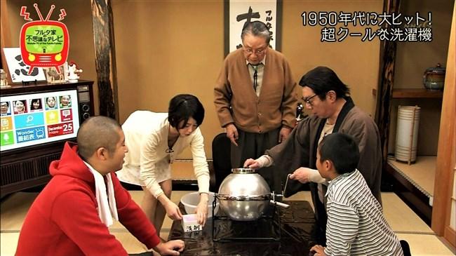 堀内敬子~NHKのコント番組で凄い胸の谷間を見せていたのが超エロくて興奮!0010shikogin