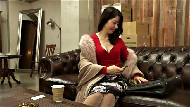 堀内敬子~NHKのコント番組で凄い胸の谷間を見せていたのが超エロくて興奮!0013shikogin