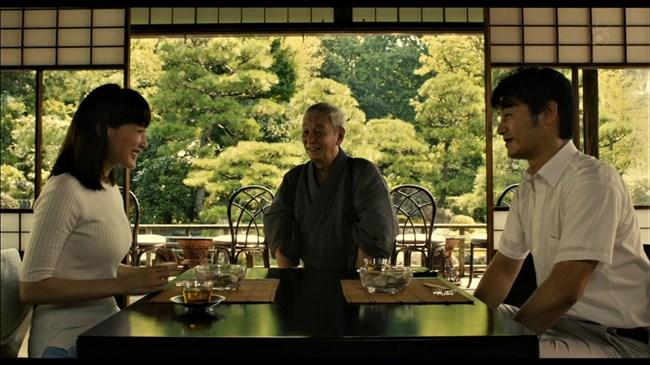 綾瀬はるか~本能寺ホテルのテレビ初放映で明らかになった巨乳過ぎるヒロイン!0008shikogin