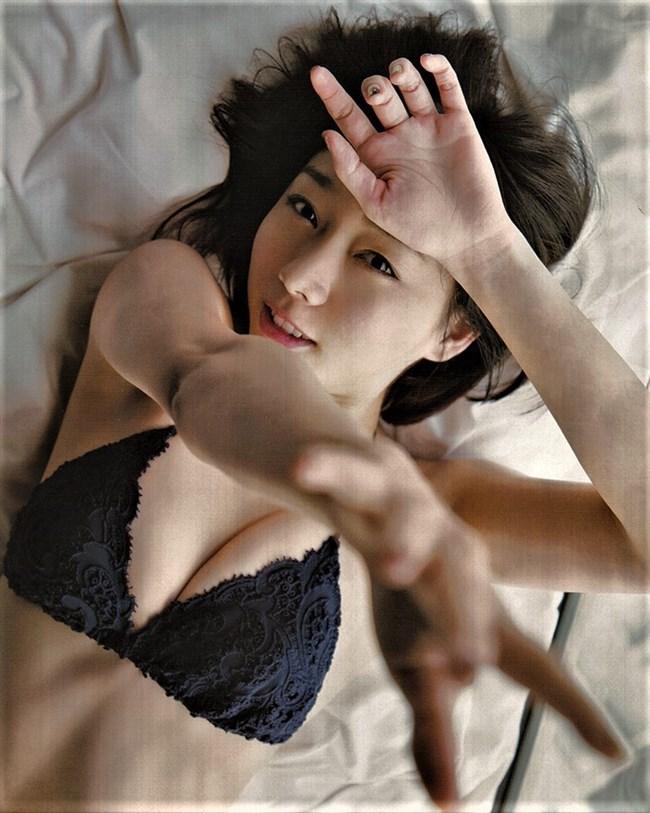 須田亜香里[SKE48]~FLASHの極エロ水着グラビアのデカヒップに右手が止まらない!0008shikogin