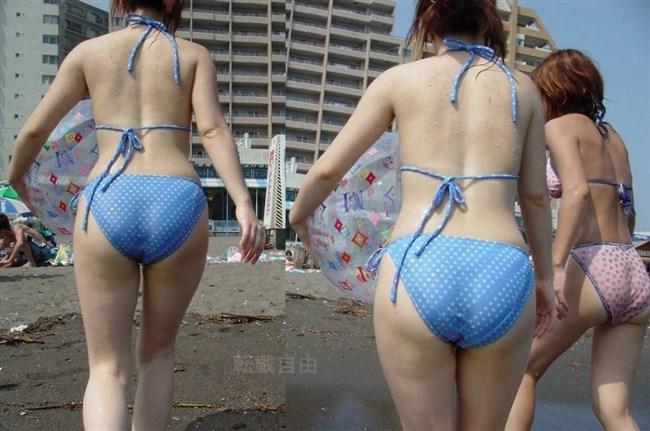 冷静に見ても勃起してしまう一般人水着女子のお尻wwwww0022shikogin