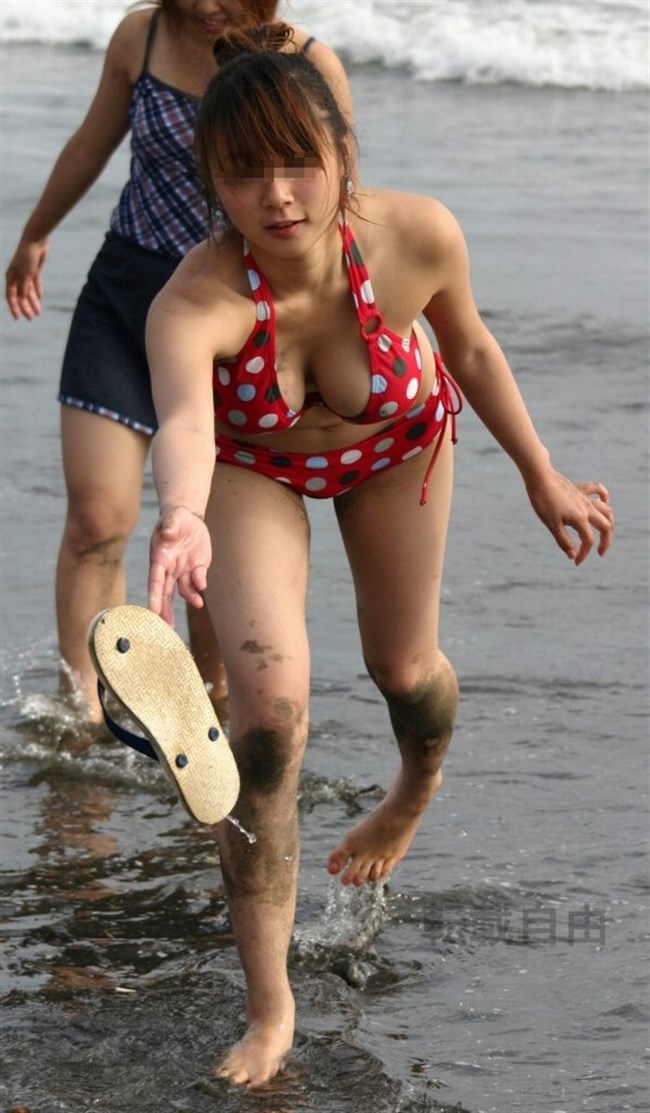 冷静に見ても勃起してしまう一般人水着女子のお尻wwwww0027shikogin
