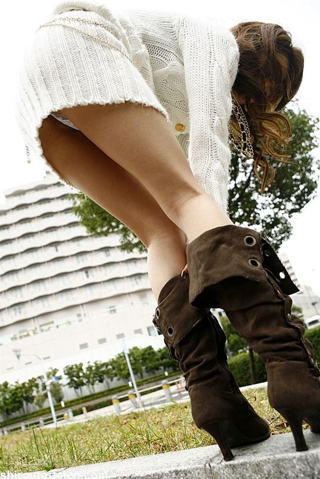 スカートとロングブーツとパンティの組み合わせが一番ヌケる組合せwwwww0006shikogin