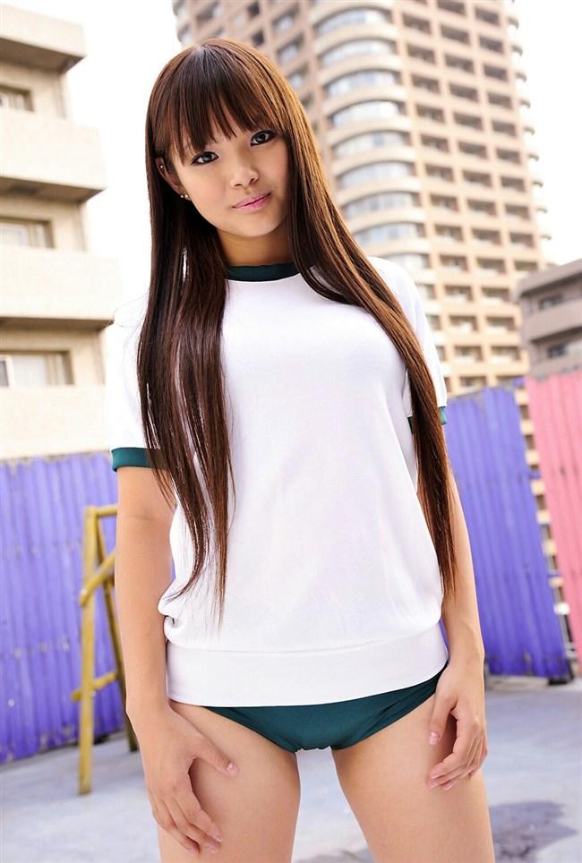 昭和の体育の時間に女子が来たブルマとかいう性的過ぎる体操着wwww0008shikogin