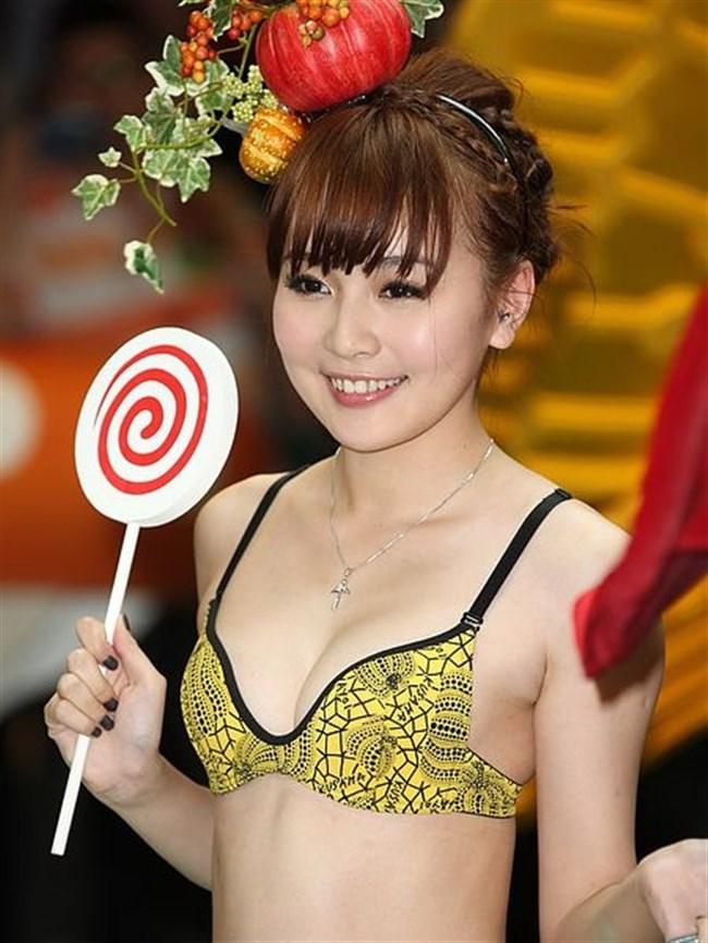 下着モデルの顔面偏差値がガチで高い香港女性wwwwww0007shikogin
