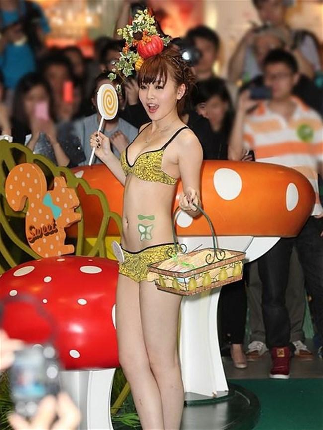 下着モデルの顔面偏差値がガチで高い香港女性wwwwww0010shikogin