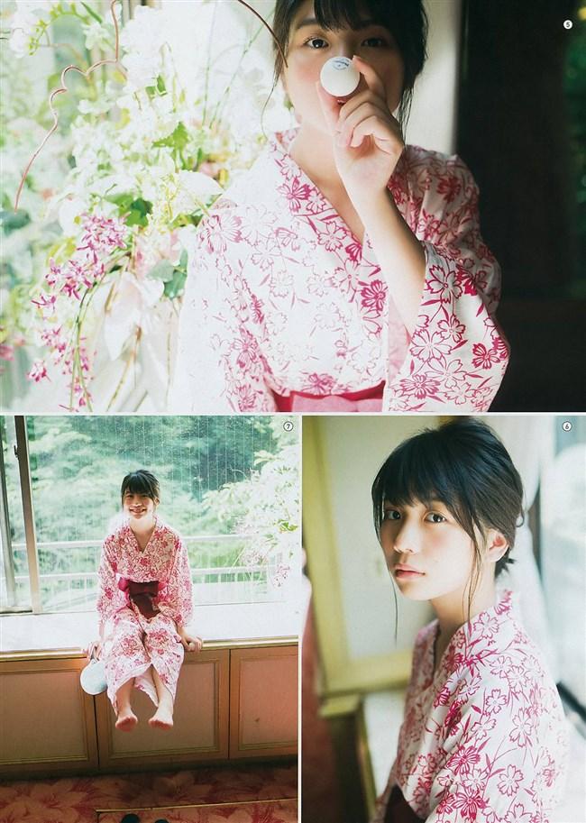 小畑優奈[SKE48]~ヤングガンガンの水着グラビアはエロ可愛さが極まってる!0013shikogin