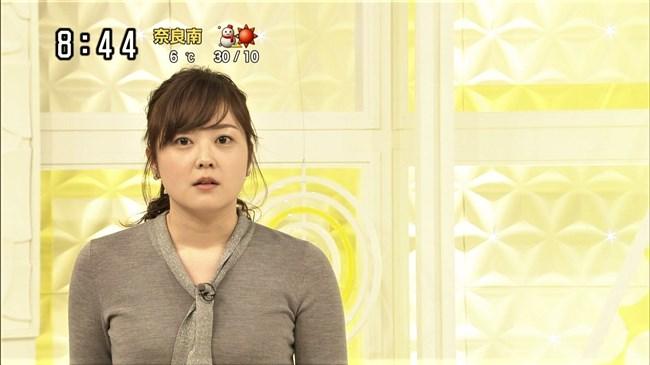 水卜麻美~年末は忙しく服を直しながらスタジオインした姿が巨乳過ぎてワロタ!0007shikogin