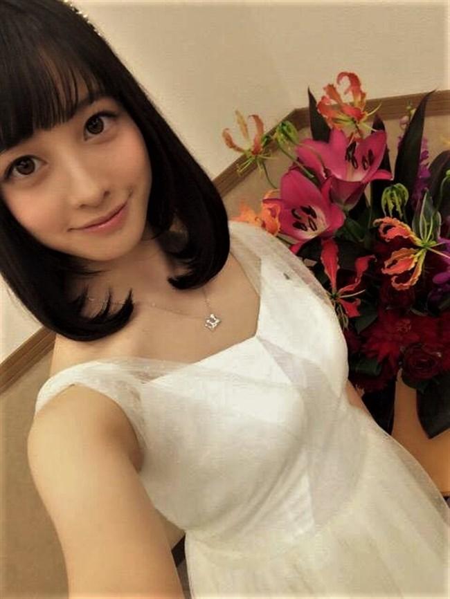 橋本環奈~FINAL CUT完成披露試写会での透けドレス姿がムッチリでエロかった!0011shikogin