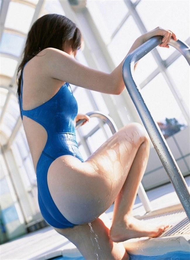 競泳水着のお尻への食い込み特化画像wwwwww0003shikogin