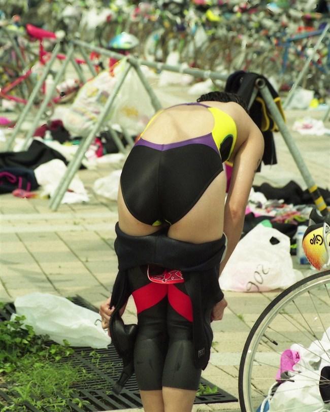競泳水着のお尻への食い込み特化画像wwwwww0012shikogin