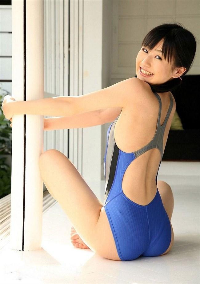 競泳水着のお尻への食い込み特化画像wwwwww0017shikogin