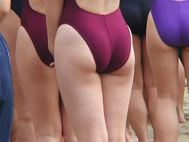 競泳水着のお尻への食い込み特化画像wwwwww0039shikogin