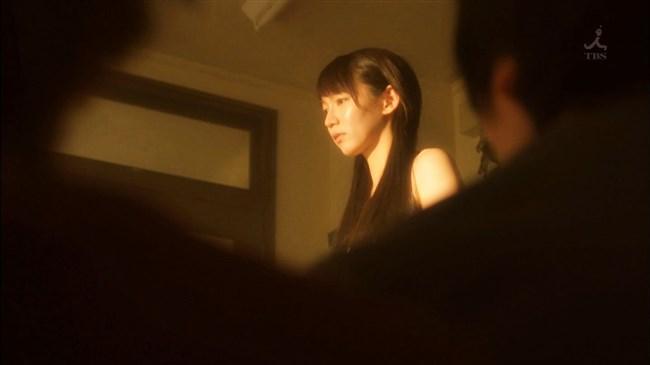 吉岡里帆~ドラマ「きみが心に棲みついた」で早くもセクシー場面があり興奮!0010shikogin