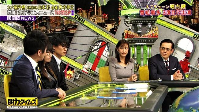 小澤陽子~全力!脱力タイムズとみんなのKEIBAで魅せる巨乳っぷりがエロ過ぎ!0007shikogin