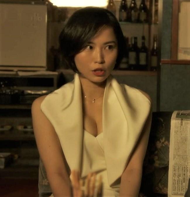 市川由衣~刑事ゆがみでのオッパイ出したキャバ嬢の姿がエロくて興奮したぞ!0004shikogin
