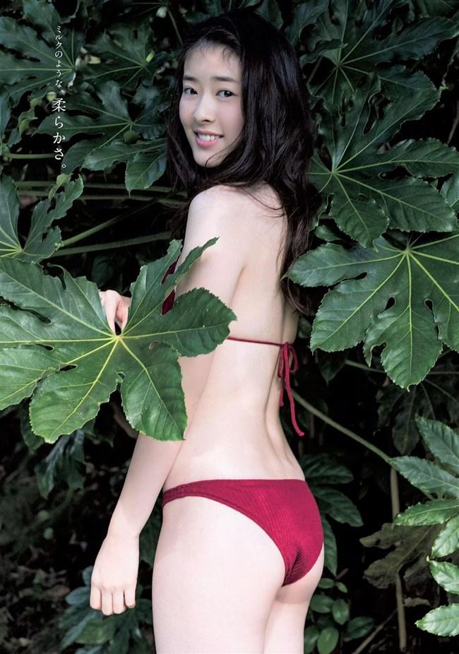 水上京香~週プレの水着グラビアは美しさと美肌が極まってエロ美し過ぎ!0005shikogin