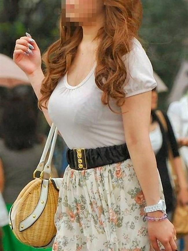 薄着女子のぷっくりして美味しそうな着衣おっぱいwwwwww0006shikogin