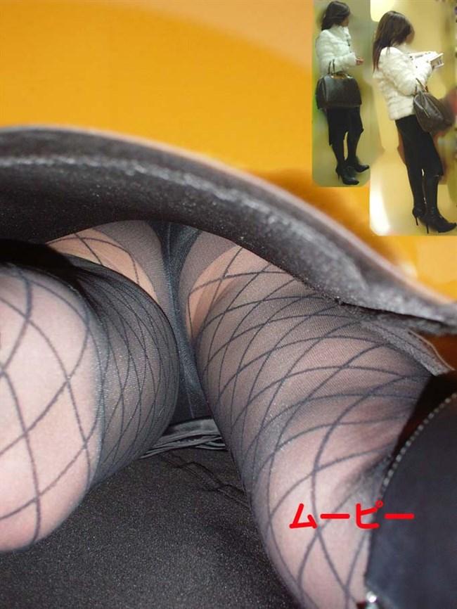 スカート女子を真下から覗き見する禁断の絶景がこちらwwww0024shikogin