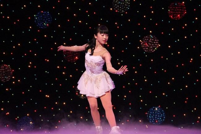 本田望結~最近アイススケートのコスチューム姿に色香が出てきて萌えてきてます!0004shikogin