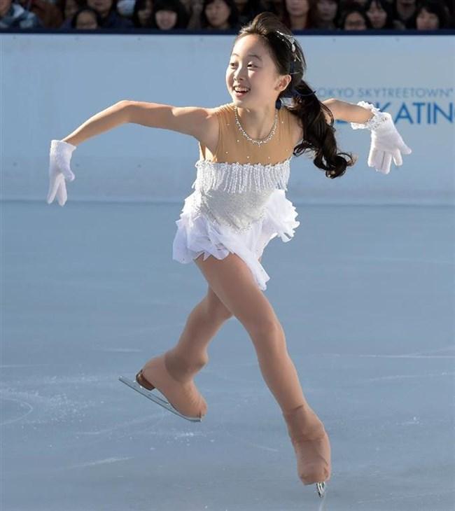 本田望結~最近アイススケートのコスチューム姿に色香が出てきて萌えてきてます!0007shikogin