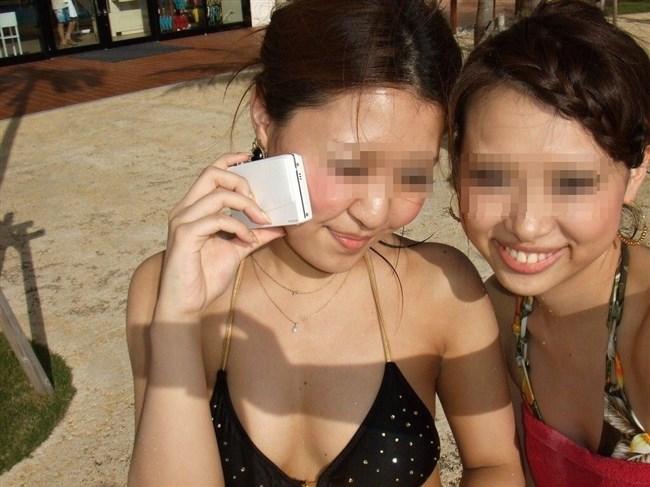 もうすぐ海水浴シーズン!真夏のビーチではしゃぐ素人女子の破廉恥な水着姿を予習www0003shikogin