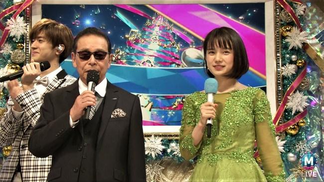 弘中綾香~Mステ特番での衣装が胸元開いてて豊かな谷間が見えててエロ過ぎ!0008shikogin