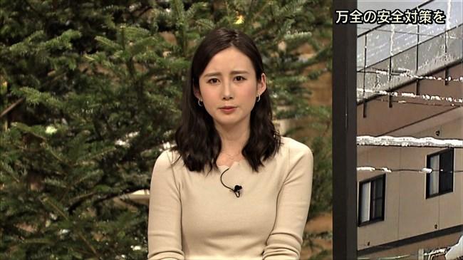 森川夕貴~報道ステーションでの柔らかそうな胸の膨らみと透けアンダーでエロい!0006shikogin