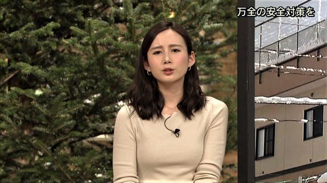 森川夕貴~報道ステーションでの柔らかそうな胸の膨らみと透けアンダーでエロい!0007shikogin