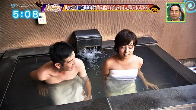 山田桃子~静岡のアイドルアナが今度はバスタオル1枚の姿でエロい温泉レポート!0011shikogin