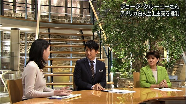 小川彩佳~嵐の櫻井翔に揉まれまくっているオッパイが悩ましくて超ドキドキ!0011shikogin