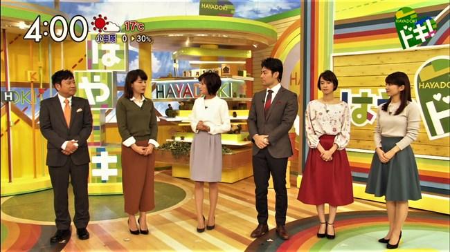 山本里菜~TBSはやドキ!で新人アナがニット服でオッパイを強調してたぞ!0004shikogin