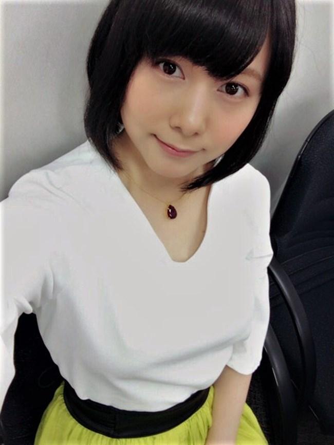 津田美波~超可愛い声優の網タイツ姿にドキリ!こんな美形だったらテレビ出てよ!0007shikogin
