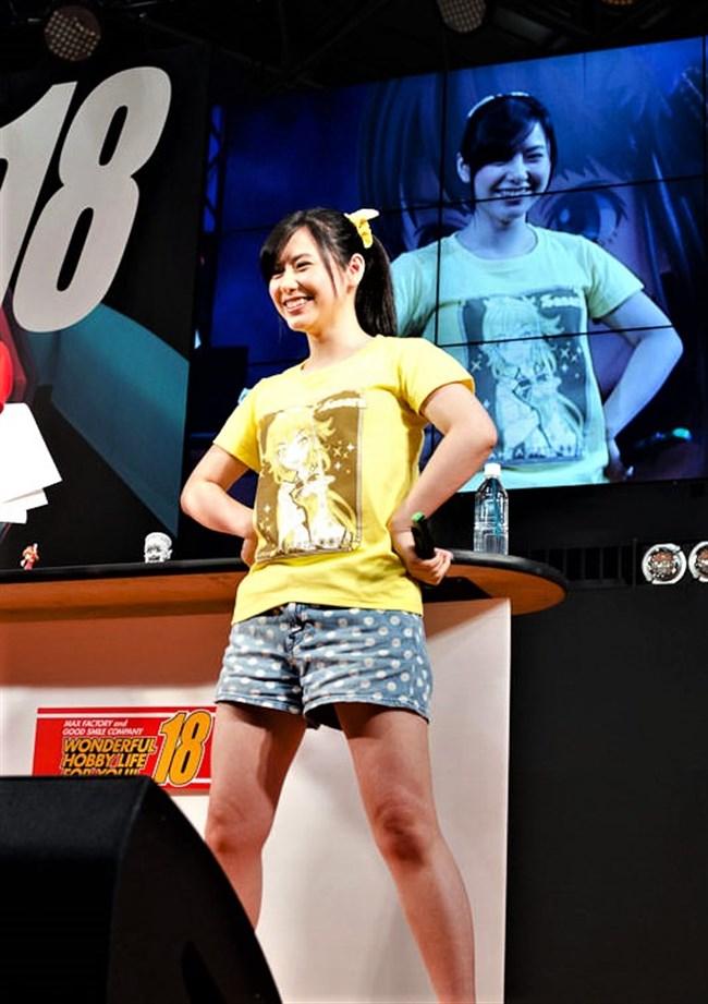 津田美波~超可愛い声優の網タイツ姿にドキリ!こんな美形だったらテレビ出てよ!0009shikogin