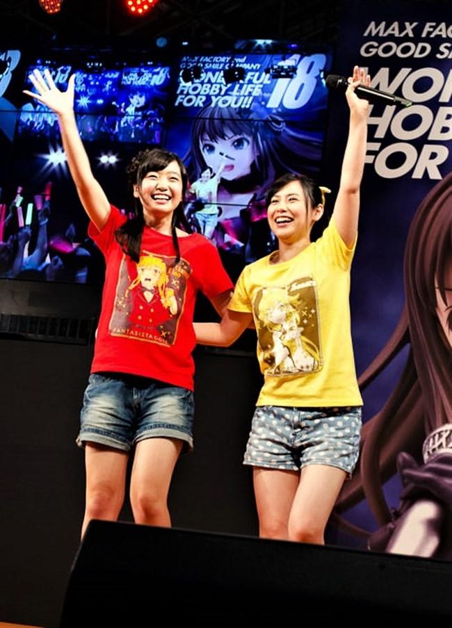 津田美波~超可愛い声優の網タイツ姿にドキリ!こんな美形だったらテレビ出てよ!0010shikogin