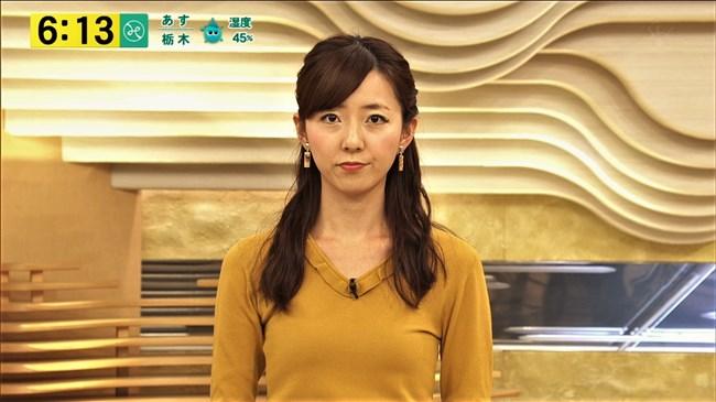 内田嶺衣奈~みんなのニュースでの柔らかそうなオッパイの膨らみに興奮!0006shikogin