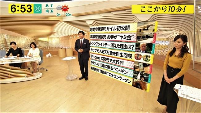 内田嶺衣奈~みんなのニュースでの柔らかそうなオッパイの膨らみに興奮!0008shikogin
