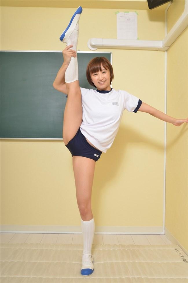 Y字バランスしてる女子の股間がどうなってるかどうしても気になってしまうwwwww0010shikogin