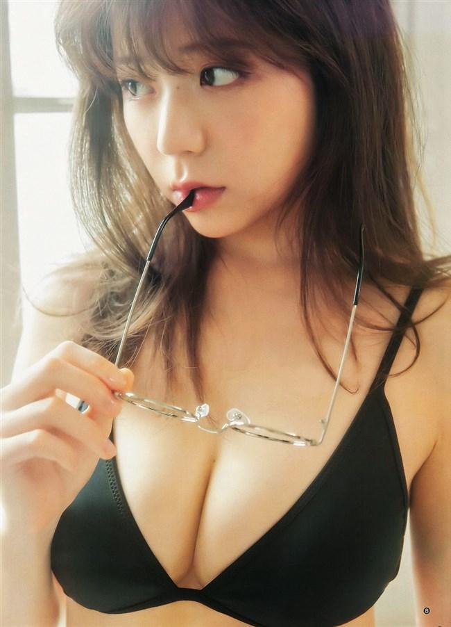 斎藤みらい~巨乳で美し過ぎる新鋭モデルのヤンジャン水着グラビアが凄いぞ!0004shikogin
