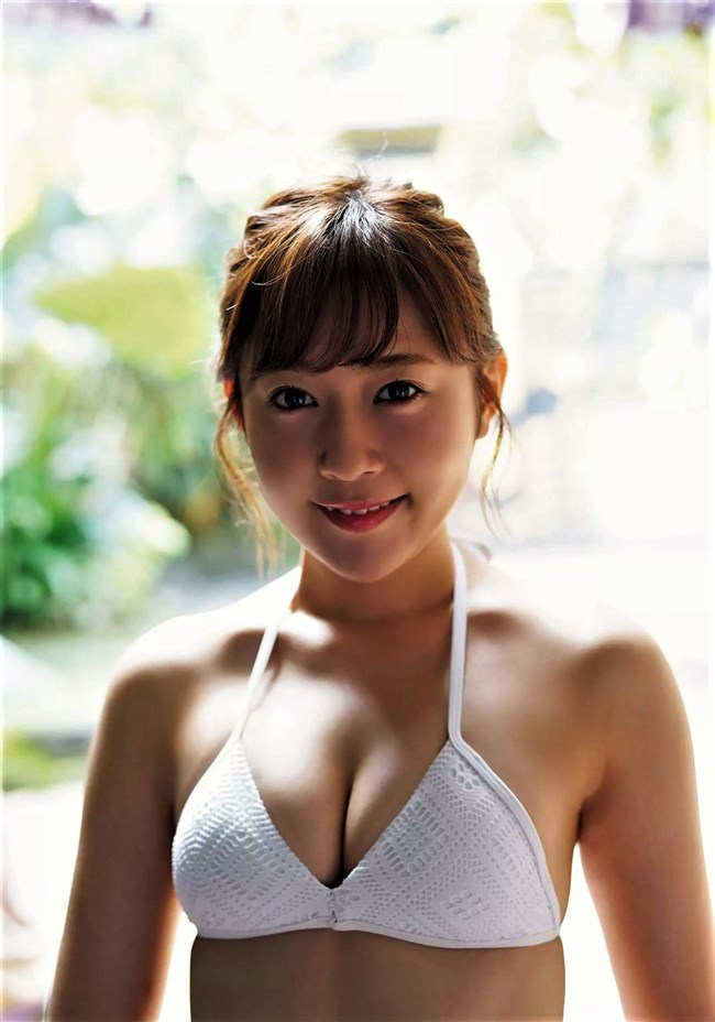 多田愛佳[元HKT48]~グラビアはプリプリのヒップを強調したエロ水着姿で興奮!0007shikogin