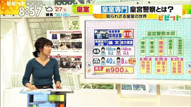 吉田明世~ビビットでの若妻アナのエロい胸の膨らみに興奮しヌイたった!0008shikogin