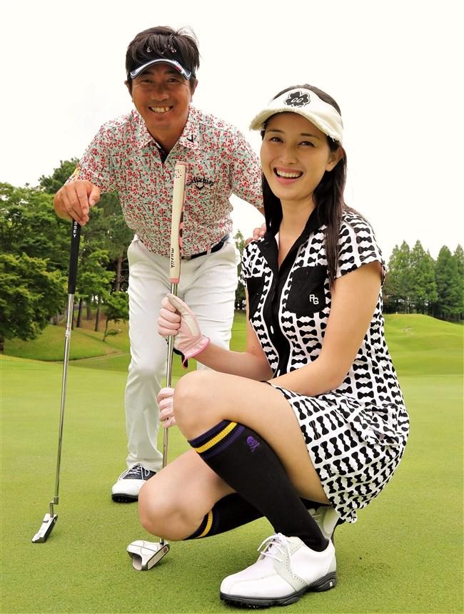 橋本マナミ~ゴルフ天国での巨乳な姿と太もも丸出しパンチラのエロさは絶品!0009shikogin