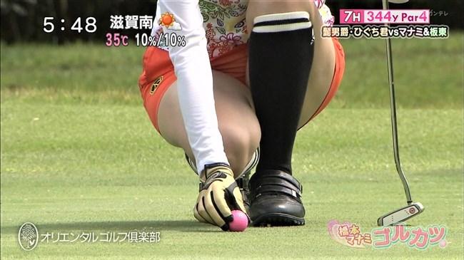 橋本マナミ~ゴルフ天国での巨乳な姿と太もも丸出しパンチラのエロさは絶品!0004shikogin